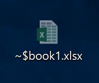 透明なファイルの例