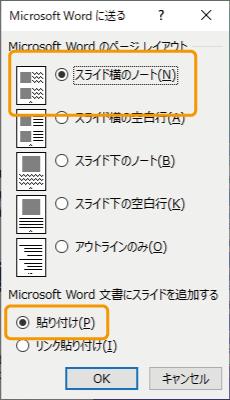 Microsoft Wordのページレイアウト